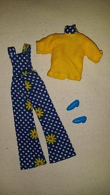 vintage pippa / dawn doll clothes / outfit 1970's palitoy