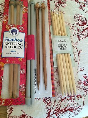 New Knitting Needles