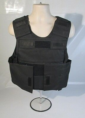 Police Body Armour Stab Vest / Bulletproof Ballistic Security Bouncer 40""