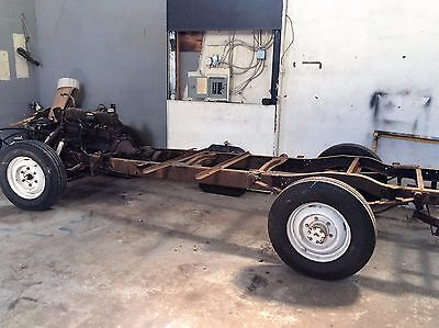 1963 International Harvester Other  1963 International Harvester Metro RUNNING Chassis and Engine