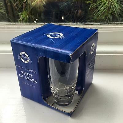 Four Shot Glasses House Of Frasers New In Box