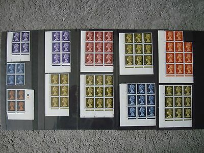 Machin Stamps Collection of Pre-Decimal