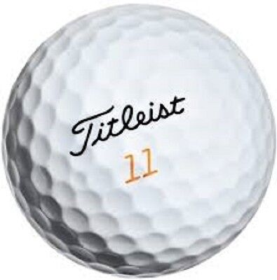 100 Near Mint Titleist Velocity Used Golf Balls