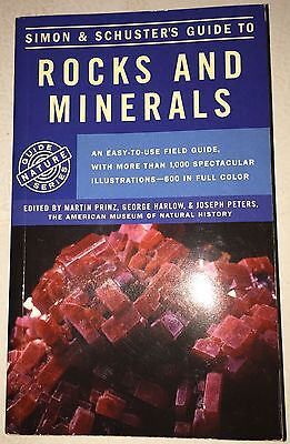 Simon and Schuster's guide to rocks and minerals.