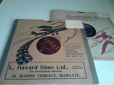 78 RPM RECORDS THE 1930's/40's NEW/UNPLAYED