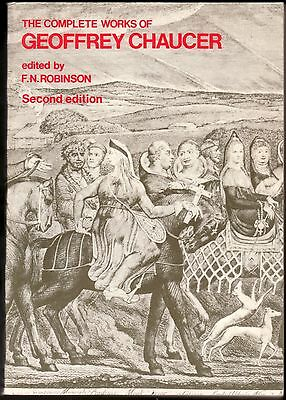 The Complete Works of Geoffrey CHAUCER  - Tb