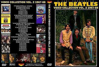 The Beatles Video Collection 1967-1968 Vol.2 Dvd