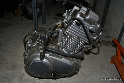 Honda CB 500 PC26/27 Motor ohne Anbauteile - engine without attached parts