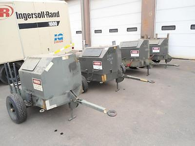 Portable Heater, Indirect Fired Heater, Diesel Powered