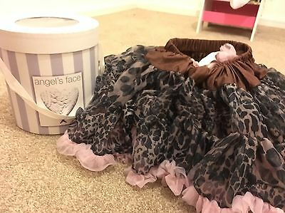 Angels Face Tutu Skirt 1-3 Years (Hole In Skirt)