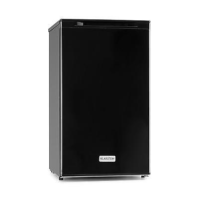 Klarstein Space Saver Freezer Home Under Counter Top 75 L 80 W Energy A+ Black