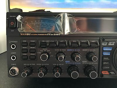 FTDX5000 With  Yaesu md 200a8x at the same price