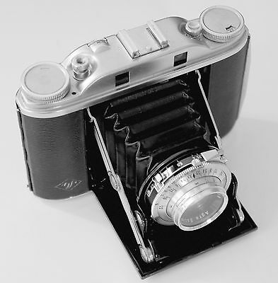 Agfa Isolette III with Solinar 75/3.5 in Prontor SVS