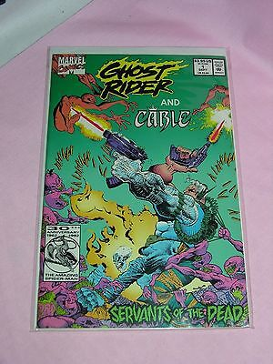 Ghost Rider and Cable (1991) #1 NM