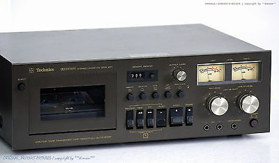 Technics RS-671 USD Vintage Cassetten Tape Deck!! Revidiert + 1J.Garantie!!