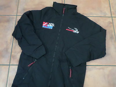 Cart Indy Car Mario Michael Andretti Kmart Newman Haas Race Team Crew Jacket