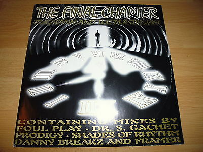 """12"""" - Bug Kann & The Plastic Jam - Made In 2 Minutes (The Prodigy Remix #2) Rare"""