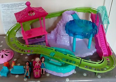 Polly Pocket Water park playset