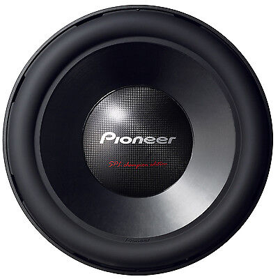 Pioneer TS-W8102SPL subwoofer driver The Godfather of Subs 8000 Watts Max