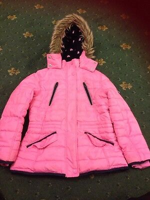 NEXT - Girls Quilted Winter Coat - Age 9-10