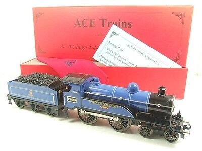 Ace Trains O Gauge E3 BR Blue Loco & Tender Prince William R/N 2006 Electric Bxd