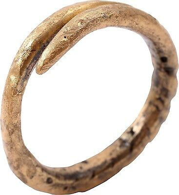 Viking Man'S Ring C.900-1000 A.d.