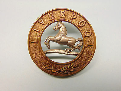"""THE KING""""S LIVERPOOL REGIMENT O/R s H. P. C."""