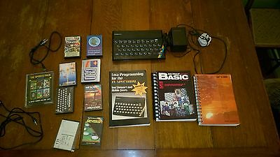 ORIGINAL Sinclair ZX Spectrum with games and accessories