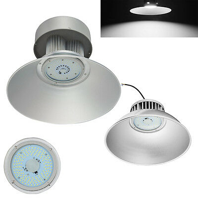 LED High Bay Light 30W/50W/70W/100W Warehouse Commercial Industrial Lamp UK