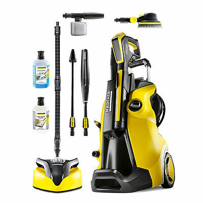 Karcher K5 Full Control Car and Home Pressure Washer Package 5 Years Warranty