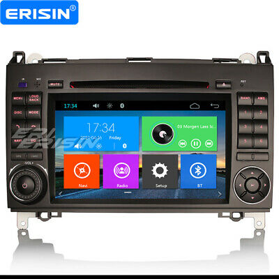 Car DVD GPS Stereo for Mercedes Benz A/B Class W169 W245 Sprinter Vito CD CAM-IN
