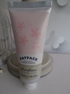 Fat Face Foot Lotion, 75Ml
