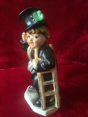 Friedel Bavaria West Germany Hand Painted Figurine