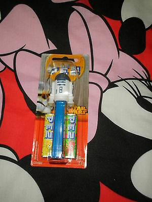 R2D2 Star Wars   Pez New