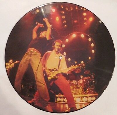 """The Who - Athena - 12"""" Picture Disc 1982"""