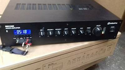 ADASTRA  RM120B  5 Channel Mixer Amplifier With Bluetooth, 120W 100V Line