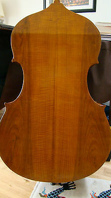 Large 3/4 size Orchestral Double Bass