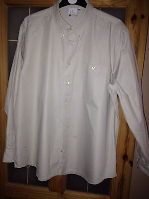 Adult Scout Leader Long Sleeve Shirt. Excellent Condition. Size XL