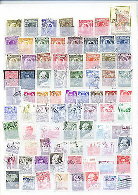 YUGOSLAVIA  SMALL COLLECTION OF STAMPS 26 Cl