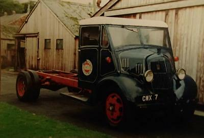 Reo speedwagon 1938 only 2 in the uk