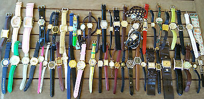 Bulk Watches 55 Watch Lot Leather Watches womens