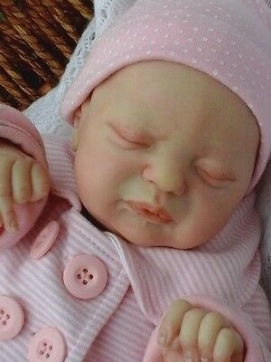 Reborn Baby Girl Americus, by Laura Lee Eagles limited edition sculpt