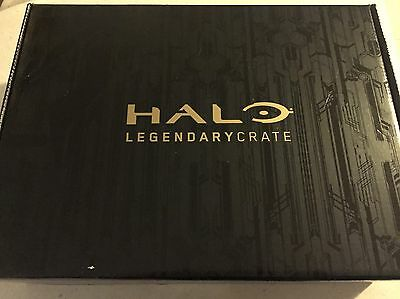 Halo Legendary Loot Crate #2 Battle For Earth COMPLETE