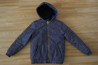 George jacket with dot for girl 7-8 years