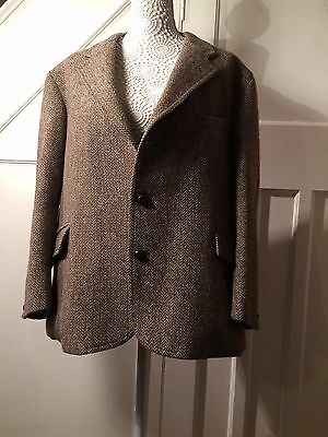 Dunn & Co. Harris Tweed Jacket