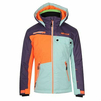 Nevica Shaina SKI Jacket Girls SIZE 8YEARS(128CM) RRP £150