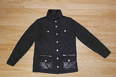 River Island black jacket for girl 10 years