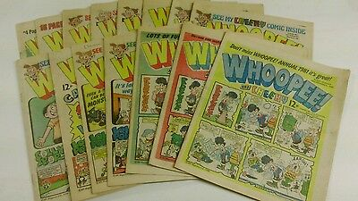 Whoopee And Cheeky Comics From 1980 X 15