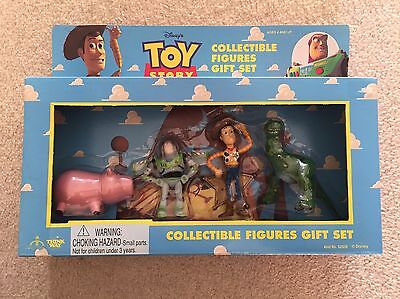 Disney Toy Story Collectable Figures Gift Set