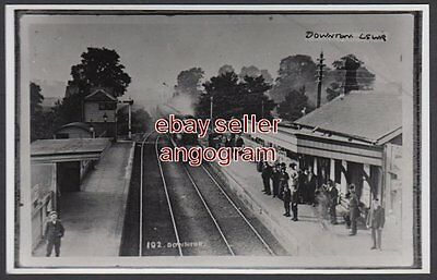WILTSHIRE PHOTOGRAPH - Downton Railway Station (4)